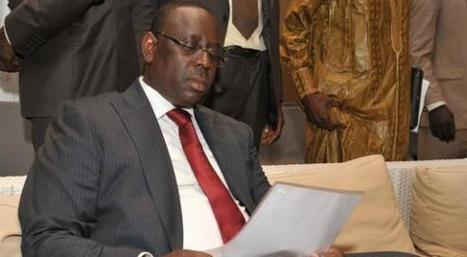 Macky Sall annonce la finalisation de 12 plans directeurs d ... | Global Sanitation Fund Sénégal | Scoop.it