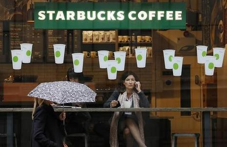 Tea And Technology Should Fuel Q2 Starbucks Gains - International Business Times | JIS Brunei: Business Studies Research:  Starbucks | Scoop.it