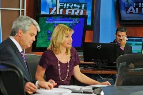 'Virginia #WDBJ-TV7 Grieving station comes together for newscast after deaths: 'We come to you with heavy hearts'' | News You Can Use - NO PINKSLIME | Scoop.it