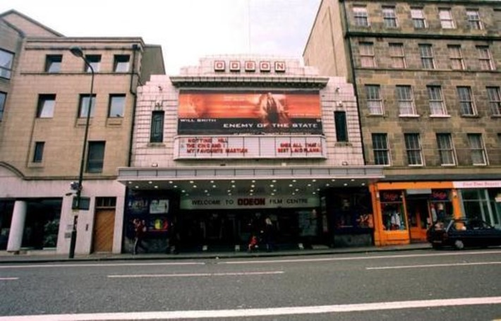 Millionaire buys Art Deco Odeon in Edinburgh - Herald Scotland | Art Decoed | Scoop.it