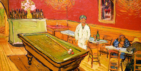 Vincent van Gogh & the Importance of Doing   Business   Scoop.it