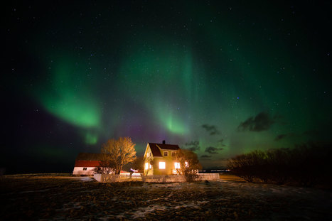 #Auroras Make Weird Noises, and Now We Know Why #science | Limitless learning Universe | Scoop.it
