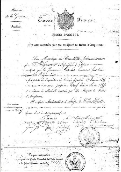Toussaint Lanié (N° C24) | Généalogie | Scoop.it