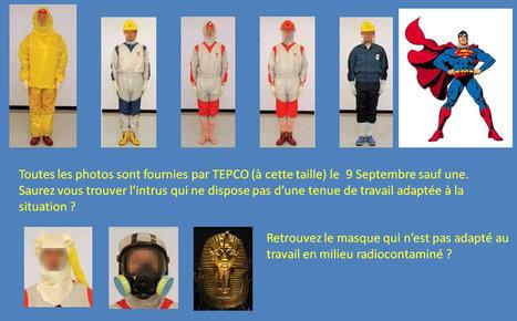 Trouvez les deux intrus qui se sont glissés parmi les photos TEPCO... | Japon : séisme, tsunami & conséquences | Scoop.it