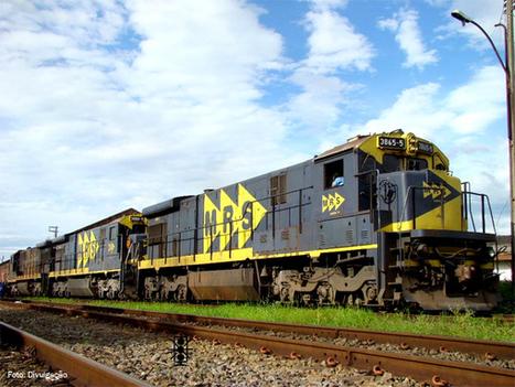 ANTF divulga balanço do transporte ferroviário em 2012 - Portal Transporta Brasil | Rail and Metro News | Scoop.it