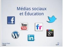 Médias sociaux et éducation | Centre François-Michelle | Scoop.it