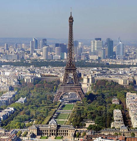 Paris est la ville avec le plus de bibliothèques au monde ! | Biblio(s) | Scoop.it