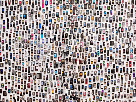 The invisible man: Liu Bolin's latest camouflage artwork, Hiding in the City - Telegraph | flânerie | Scoop.it