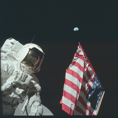 Every Moon Photo Shot by Apollo Astronauts is Now on Flickr | xposing world of Photography & Design | Scoop.it