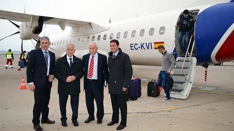 Fomento licita la conexión aérea Almería-Sevilla por 9,07 millones que actualmente opera Air Europa | España en el Aire | Scoop.it