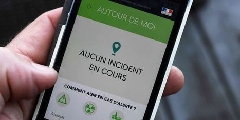 Pourquoi l'application « alerte ATTENTAT » n'a pas fonctionné le soir de la tuerie de Nice | Machines Pensantes | Scoop.it