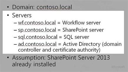 Video series: Install and configure Workflow in SharePoint Server 2013 | sharepoint technique et usages : ECM, ERM et réseaux sociaux | Scoop.it