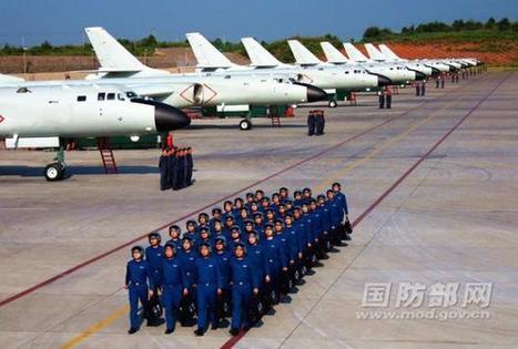 China Reveals New Long-Range Bombers | EconMatters | Scoop.it