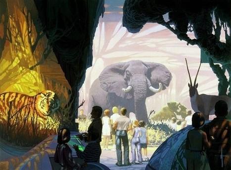 El futuro cercano de los zoológicos podría ser virtual | Espacios Multiactorales | Scoop.it