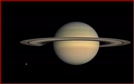 Astronomía de campo: Espectaculares vídeos: Saturno y agujeros negros. | Astronomía de campo | Scoop.it