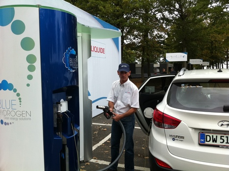 i>TELE - L'hydrogène : nouvelle source d'énergie pour nos voitures ? | Air Liquide Mobilité Hydrogène | Scoop.it