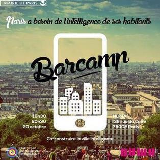 """Barcamp """"Co-construire la ville intelligente""""   Smart City   Scoop.it"""