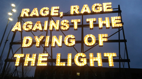 Rage Against The Dying Of The Light | CINE DIGITAL  ...TIPS, TECNOLOGIA & EQUIPO, CINEMA, CAMERAS | Scoop.it