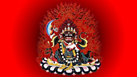 Mahakala - short daily practice | promienie | Scoop.it