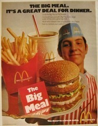 How McDonald's Advertising Has Changed In 30 Years » RadRou | Video Marketing | Scoop.it