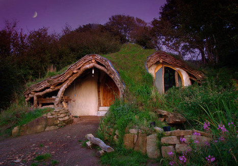 10 Bewitching Hobbit Houses Seemengly Inspired by Tolkien's Fantasy Novels | MSustainability | Scoop.it