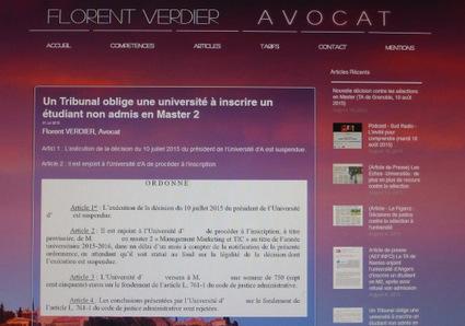 M2 : la sélection condamnée | Enseignement Supérieur et Recherche en France | Scoop.it