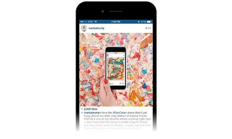 How Collectors Use Instagram <br/>to Buy Art | CM | Scoop.it