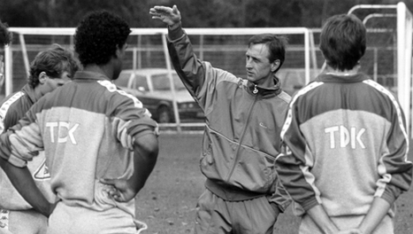 25 Johan Cruyff Quotes That Will Change the Way You Think about Football | Physical Education | Scoop.it