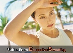 How to Live with Excessive Sweating   Botox   Scoop.it