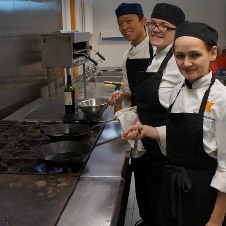 Young Melbourn chef progresses in team cookery challenge - Royston Crow | Food and Cookery | Scoop.it
