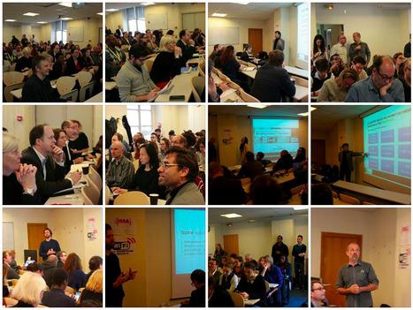 Photos Petit-déjeuner Marketing de Contenus : l'âge du ROI ? | Stratégies de contenu - #SCMW2015 | Scoop.it