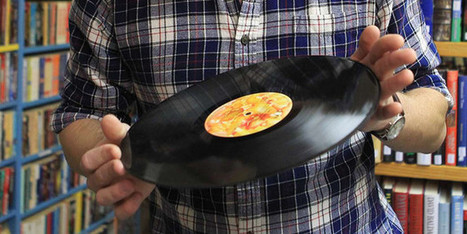 Disques vinyles : lancement d'un classement des ventes en Grande-Bretagne | Geek or not ? | Scoop.it