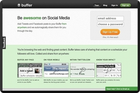 The year's 5 most-useful social media tools for PR and marketing | Articles | SM | Scoop.it