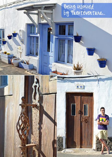 From Place To Space: Fuerteventura - Part Three   Interior Design & Decoration   Scoop.it