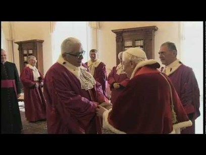 Pope likes wine from Spain's La Rioja region | Vitabella Wine Daily Gossip | Scoop.it