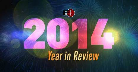Open Access Movement Broadens, Moves Forward: 2014 in Review - EFF | Open is mightier | Scoop.it