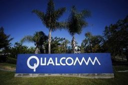 Qualcomm stocks were up 2.2 percent to $68.77 | magazinetoday | Scoop.it