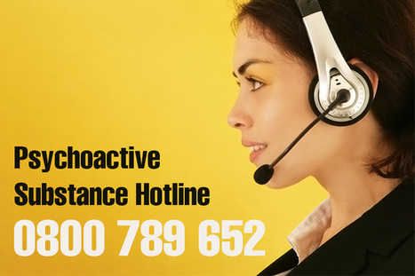 NZ Legal Highs Hotline goes live to promote enforcement & control of Psychoactive Substances | Drugs, Society, Human Rights & Justice | Scoop.it