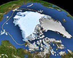 Deshielo del Ártico acelera calentamiento global y la activación de los depósitos de carbono orgánico en forma de CO2 | Derecho & Medio Ambiente | Scoop.it