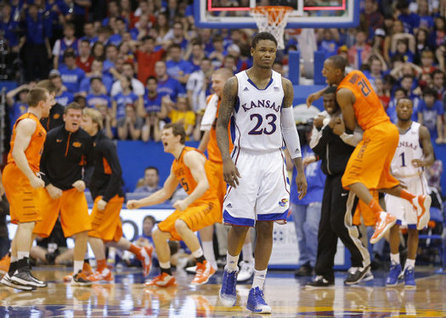 KU drops to No. 5, K-State jumps in polls - KansasCity.com | All Things Wildcats | Scoop.it