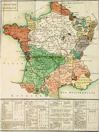 Degrés de parenté: Concourson sous l'Ancien Régime | Rhit Genealogie | Scoop.it