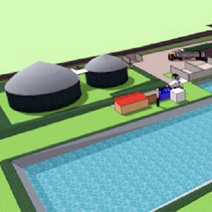 L'INRA Val de Loire : une unité de méthanisation d'ici mai 2014 - Enerzine | Centre méthanisation et valorisation fumier et déchets verts (centres équestres, élevages…) | Scoop.it