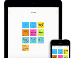 Post-it Plus App | learning by using iPads | Scoop.it