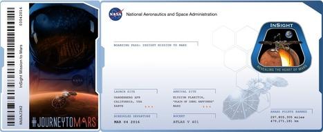 Send Your Name to Mars: Insight | Ham Radio | Scoop.it