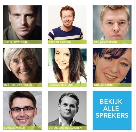 [Event] 12 november 2015: JIJ JE GRENZEN AL BEREIKT? #HetCommunicatieCongres - Nieuws.Social: Social Media Marketing: presentaties, onderzoek, cijfers, trends en meer | Rwh_at | Scoop.it