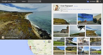 "Google Lat Long: Introducing ""Views"" - A new way to contribute your 360° photo spheres to Google Maps 