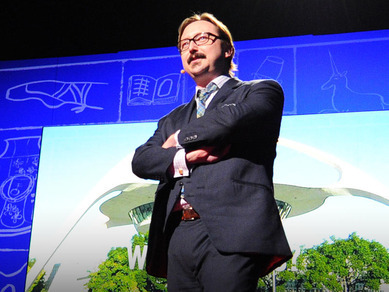 John Hodgman: Design, explained. | Video on TED.com | ZipMinis: Science of Blogging | Scoop.it
