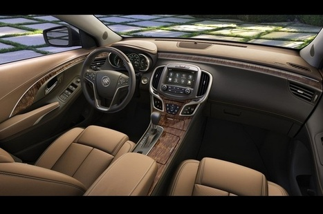 2014 Buick LaCrosse Luxury Sedan Engine, Price and Release | CarsPiece | Scoop.it