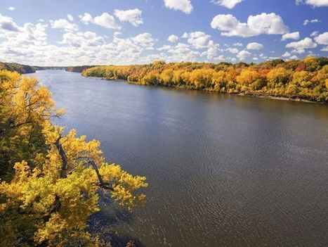 The 35 longest rivers in the USA | American Watersheds | Scoop.it