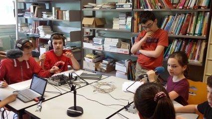 Le club CDI se met à la radio - Créatice   Educommunication   Scoop.it
